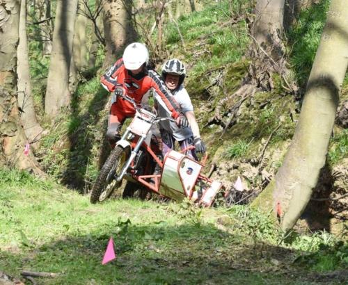 Sidecar at Ouseburn 1